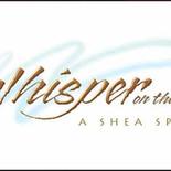 Whisper on the Bay Spa Logo