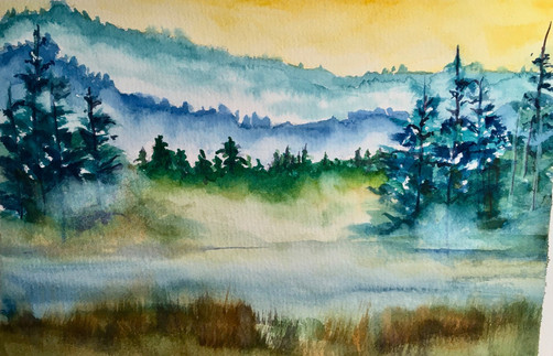 Alpine Fog
