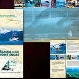 Alaska on the Home Shore brochure