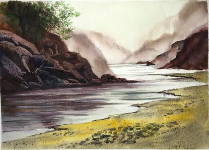 Misty Creekside