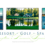 Semiahmoo Triptych Poster