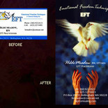 Before and After Business Card design