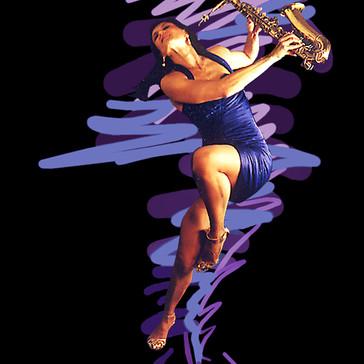Saxy Dancer