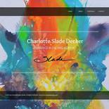 Charlotte Slade Decker Website