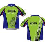 Morris Custom Bicycles Logo and Jersey Design