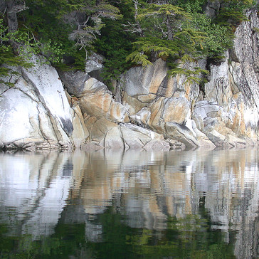 Takanis Bay, Alaska