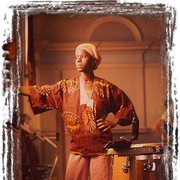 Naropa Drummer