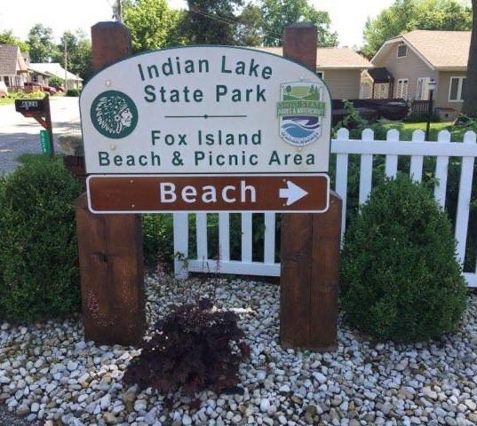 Fox Island Beach Picnic Area