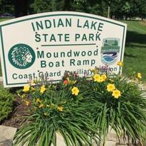 Moundwood Boat Ramp