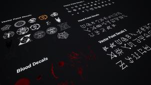 Demon Decal Package