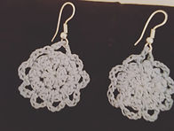 Lace Earings