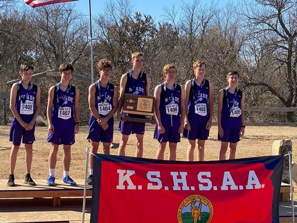 Meade boys, Stanton County girls claim State CC titles