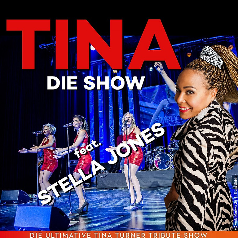 TINA – DIE SHOW