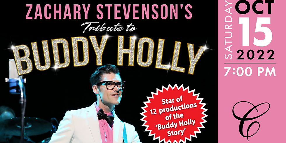Buddy Holly Tribute