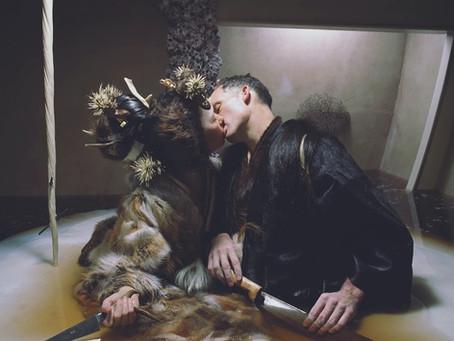 マシュー・バーニー 『拘束のドローイング9』2005年 ロケ終了後 インタビュー(再録)