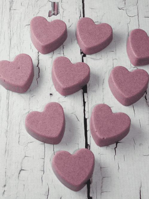 lavender sugar scrub bars