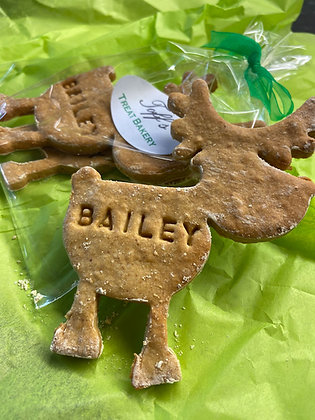 Rudolph Biscuits