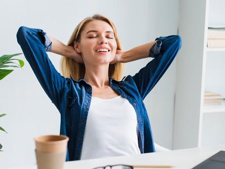 Cómo lograr desconectarse y relajarse cuando trabajamos desde casa