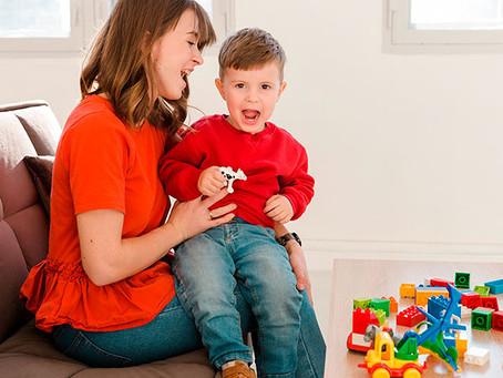 5 juegos sencillos para entretener a tus hijos