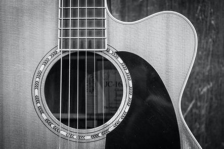 Gary Leonard Acoustic Guitar