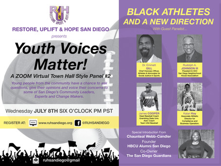 Black Athletes & A New Direction Panel Provides Valuable Information To Local Youth & Parents