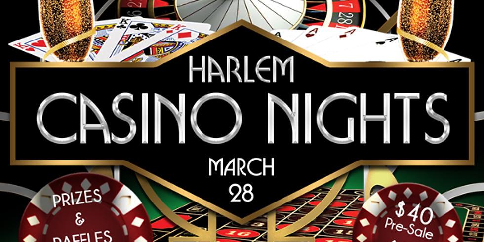 HARLEM CASINO NIGHTS