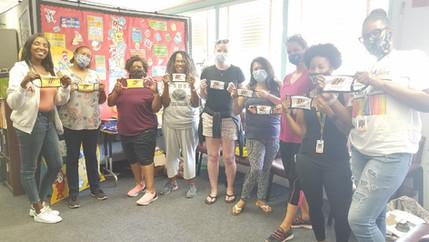 RUH helps keep San Diego Teachers & Students Safe