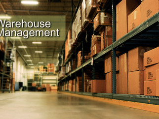 Role of Warehouse Management