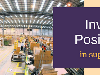Inventory Positioning in Supply Chain