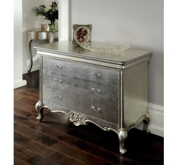 A matt finish  Water based paint with virtually no odour  The paint can be  used directly onto Wood  bare or painted   brick  stone  plaster or any  suitably. Antique Silver Furniture Paint   Shabby Chic   Vintage Furniture