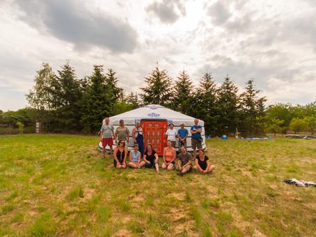 Lesní komunitní škola má své zázemí na Dobříši