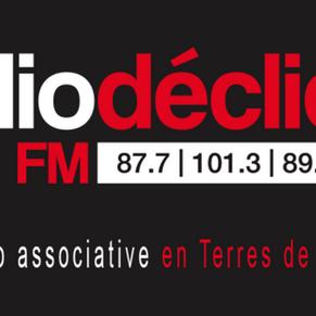 Reportage de Simon Attenot - Radio Déclic