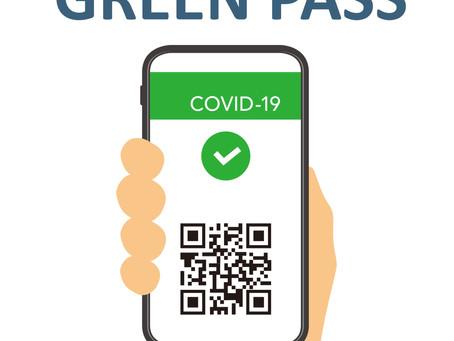 Obbligo esibizione green pass