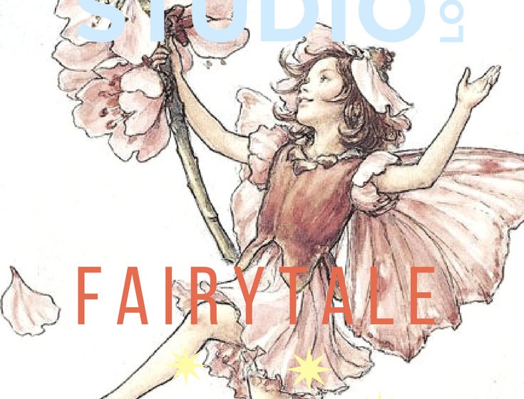 Fairytale Watercolours Workshop