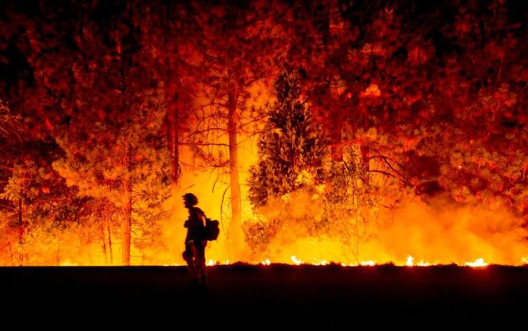 1970年美国加州大火