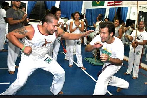 6 Weeks - Capoeira