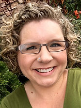 Jen Hamilton, certified birth and postpartum doula and certified lactation educator