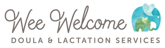 wee welcome logo