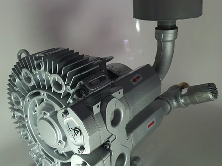 10 Advantages of Charles Austen Side Channel Blowers