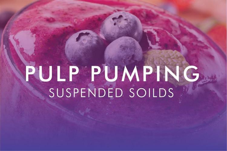 Pulp Pumping