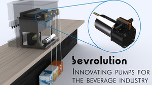 Innovating Pumps for the Beverage Industry