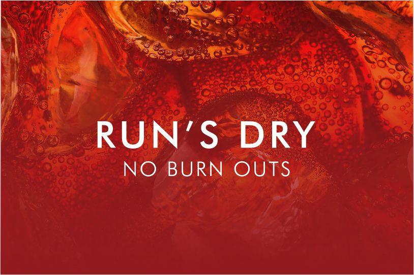 Runs Dry