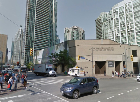 54-Storey Redevelopment Proposed of Harbour Castle Conference Centre