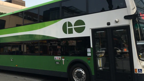 Metrolinx considering bus rapid transit corridor between Toronto and Waterdown