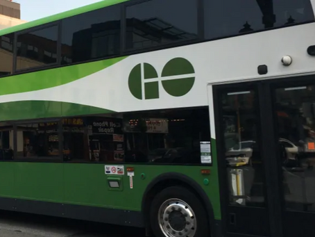Metrolinx considering bus rapid transit corridor between Toronto and Waterdown