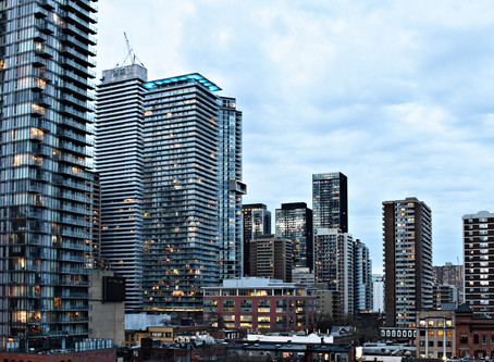 Canadian Real Estate Prices Lead Lower, While Ontario is Booming