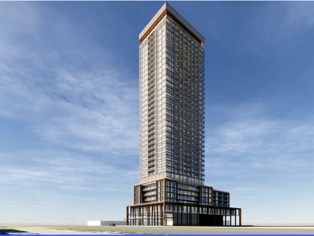 35-Storey Rental Tower Proposed in Scarborough's Golden Mile District