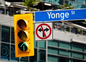 Proposed redesign for portion of Yonge Street may be too complicated