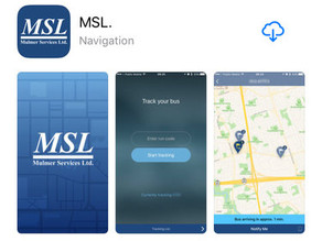 Track Your Shuttle Bus? Mulmer Services Has MSL App for That