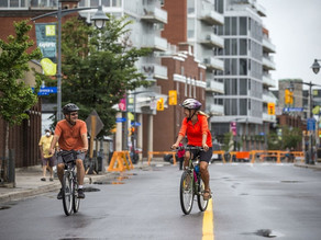 Transit boss against temporarily reducing vehicle lanes in Ottawa